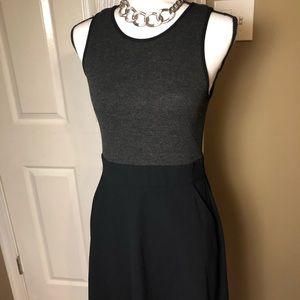 LOFT size 4 women's Aline dress